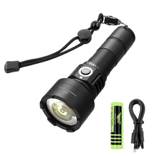 Linterna LED Rechargeable Flashlight Diving Flashlight UV Flashlight Torch Led Torch Light Olight Flash Light with 18650 Battery 2016 new underwater diving flashlight 3x xpe uv led linterna buceo waterproof torch 395nm 400nm purple led flash light by 18650