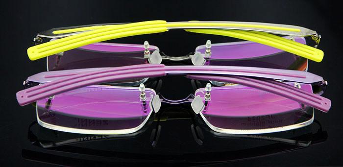 Titanium Eyeglasses Rimless (11)