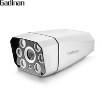 GADINAN IP Camera H 265 25FPS Low Illumination 0 001Lux 2MP 4MP Optional Bullet Camera CCTV