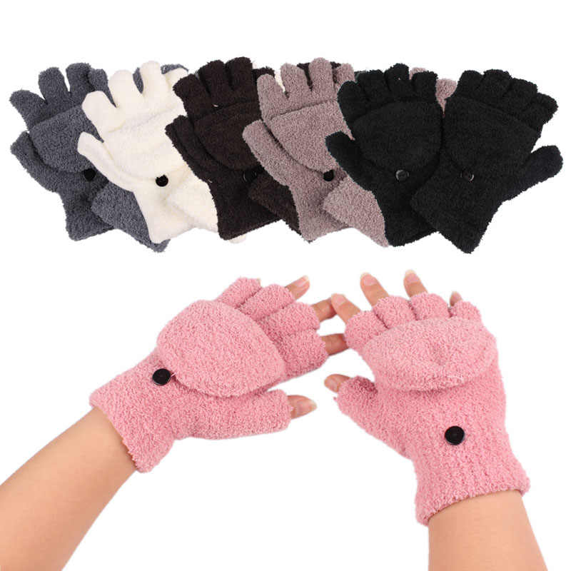 Valink 2017 New Fashion Lady Ladies Hand Wrist Warmer Winter Fingerless Gloves High Quality Female Gloves Gift Hot