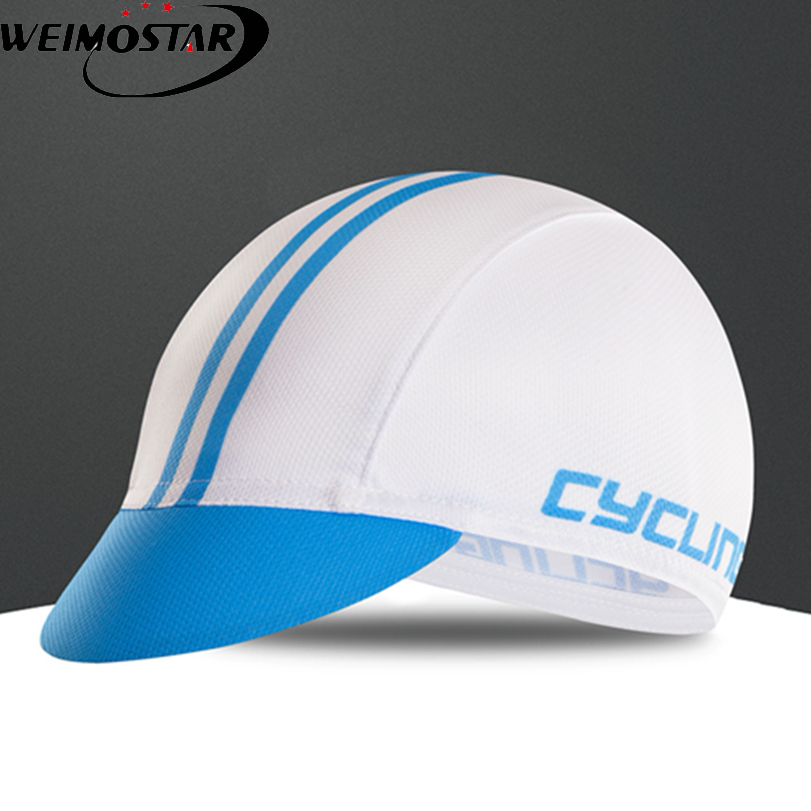Weimostar Cycling Cap 2018 Bike Hat Ciclismo Bicicleta Pirate Headband Cycling Cap Bicycle Helmet Wear Cycling Hat One size