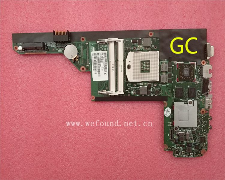 laptop Motherboard For CQ32 DM4-1000 G32 DV3 630714-001 system mainboard Fully Tested 628189 001 for hp dv3 4000 dv3 laptop motherboard ddr3 free shipping 100