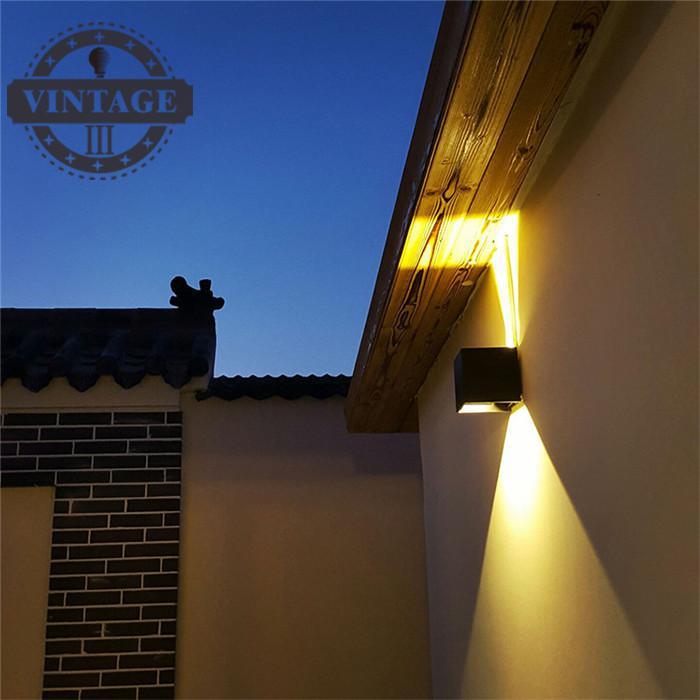 Lâmpadas de Parede parede ao ar livre indoor Fonte de Luz : Lâmpadas Led