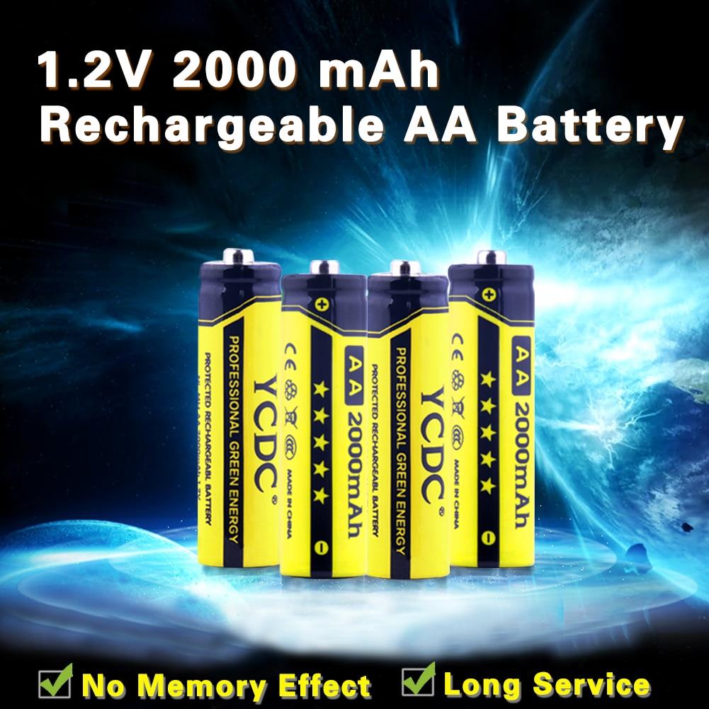 Baterias Recarregáveis para câmeras Número DA Bateria : 4/8/12/16/20 PCS