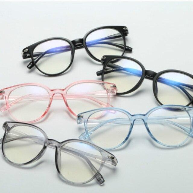 9d1205726c Montura de gafas de color rojo 2018 a la moda para mujer, montura de gafas