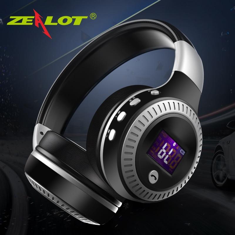 ZEALOT B19 Bluetooth Headphones Wireless Stereo Earphone ZEALOT B19 Bluetooth Headphones Wireless Stereo Earphone HTB1QGnaPFXXXXbZapXXq6xXFXXX6
