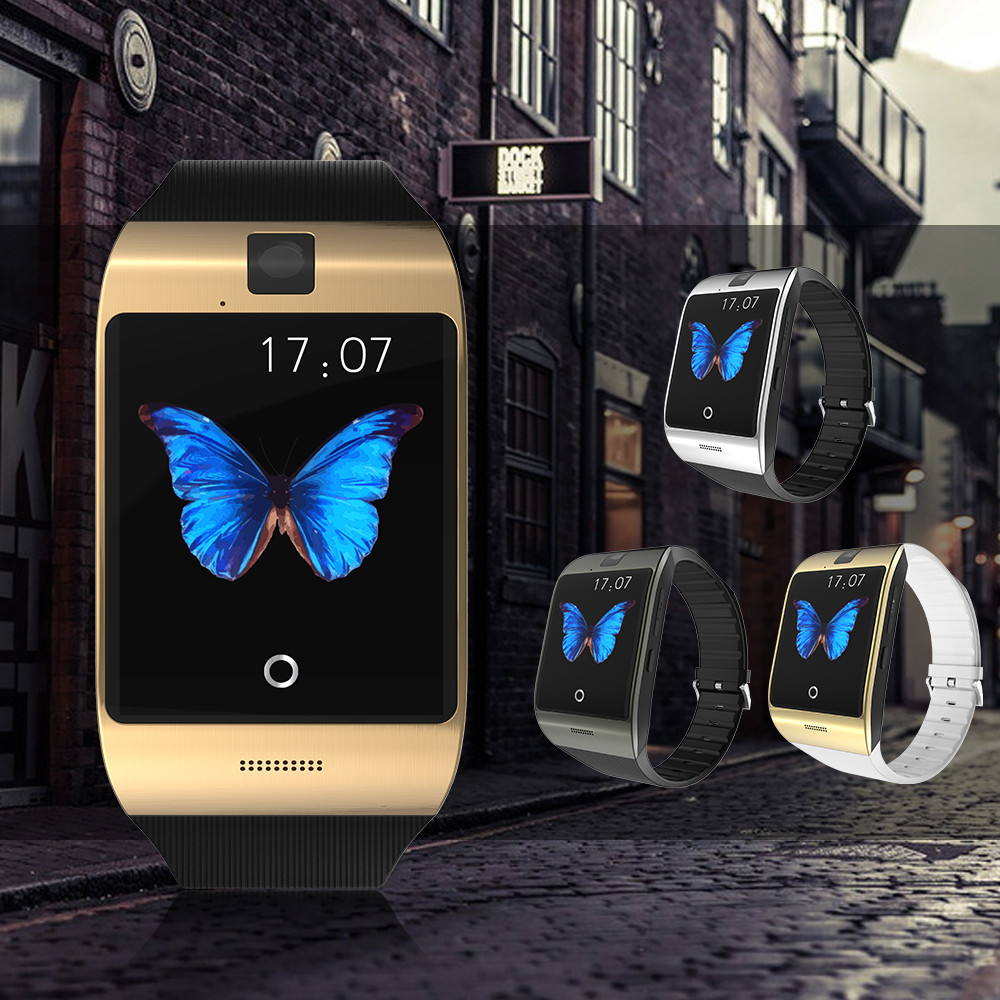 FLOVEME Luxury Smart Watch Bluetooth Android Phone Watch Pedometer Sleep Monitor Fashion Sports Health Tracker Smart