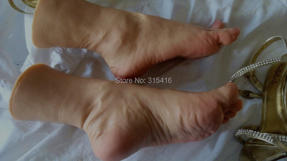 angry feet 3D silicone love girls foot feet fetish jobs font b sex b font toys