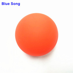 Голубая песня ледяной хоккейный шар трава круглый катящийся Хоккей нетоксичный 100% силиконовый высокий отскок производство безвкусный мяч ...