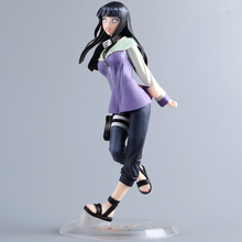 Anime figure NARUTO Hinata Action Figure Hinata Hyuga PVC Figure Toys Naruto 22cm