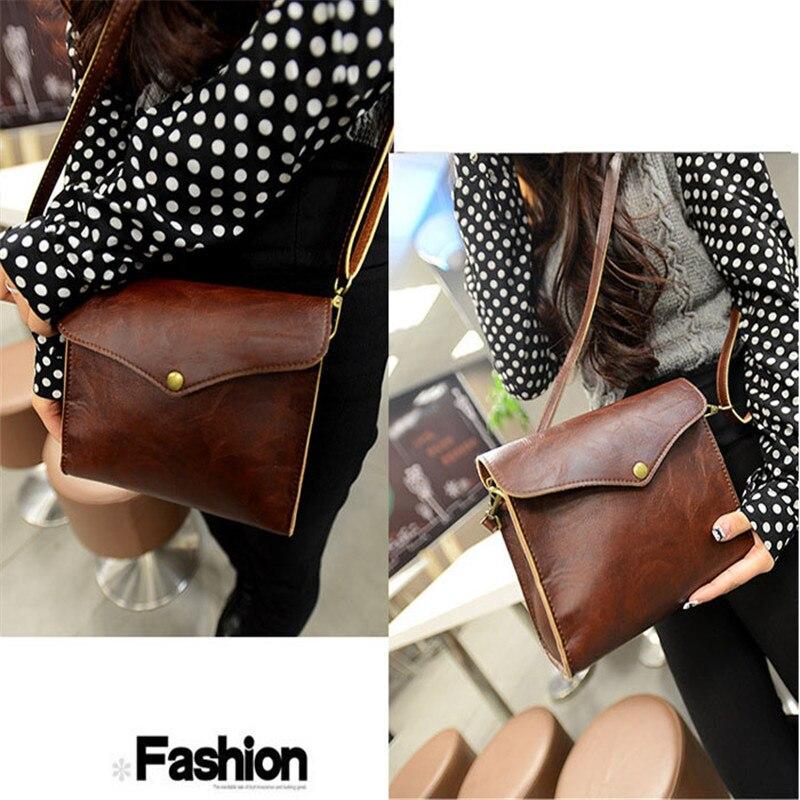1PC Womens Leather Shoulder Bag Satchel Handbag Tote Hobo Messenger