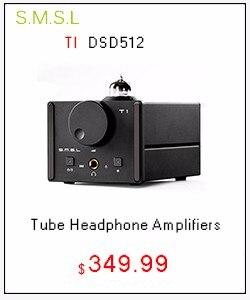 Amplifiers USB DAC GUSTARD A20H XMOS PCM/DSD DOP Decoder Machine Double AK4497 Class A Full Balance Headphone Amplifier Amp