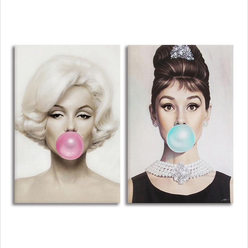 Audrey And Marilyn Quotes