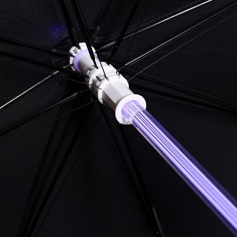 Star wars lightsaber light up umbrella 4