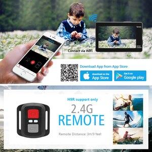 Image 5 - EKEN H9R H9 Action Camera Ultra HD 4K 30fps WiFi 2.0 inch 170D Underwater Waterproof Helmet Video Recording Cameras Sport Cam