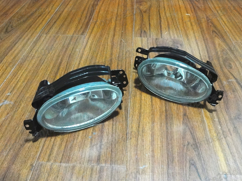 цена на 2Pcs Driving Fog Light Lamp Set OEM Replacement Front Bumper Lamps For Honda civic 2014-2015
