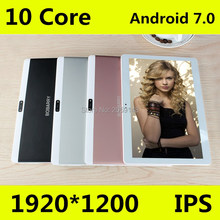 T100 Original 10″ 4G LTE Tablet Phone call 1920*1200 IPS 10 Core Android 7.0 Tablet PC for Children 4G 64G BabyPad For Kids