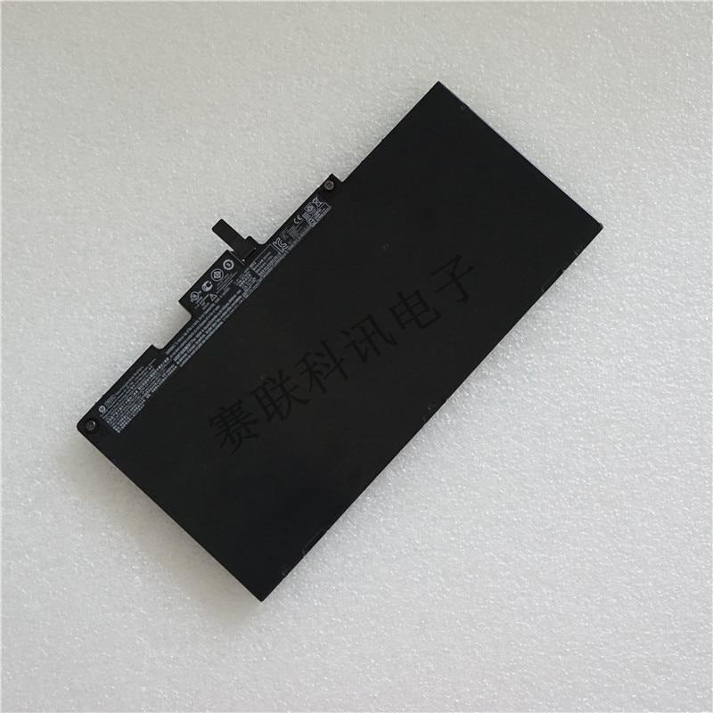 ФОТО New Genuine Original 11.4V 46Wh Built-in Battery for For HP ZBook 15u G3, 745 G3,840 G2,850 G3 Notebook HSTNN-DB6U CS03XL