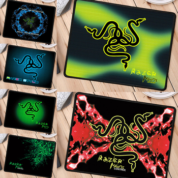 High Quality Locking Edge Gaming Mouse Pad Optical Mouse Pad Mat Speed Design Anti-Slip Rubber Mice