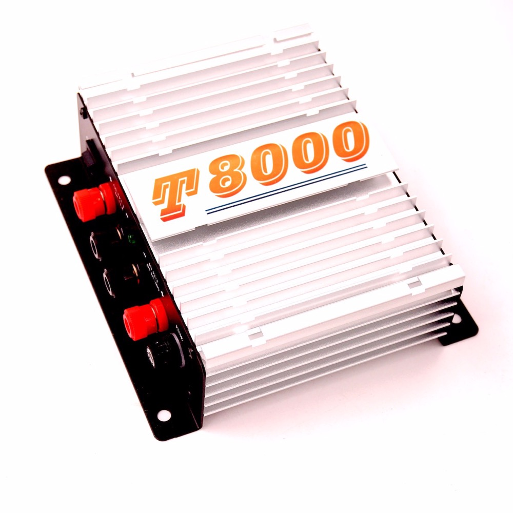 T8000 Transformer 24V To 13.8V 45A Power Supply Regulator For Car Mobile Radio DC18V-40V Input DC13.8V 45A Output Adapter