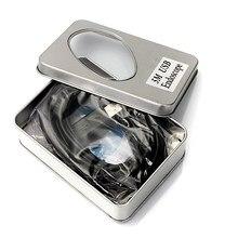 Hd nuevo mejor precio 5 m 7 mm 6 LED USB impermeable del endoscopio del animascopio de la serpiente inspección cámara endoscopio de larga duración