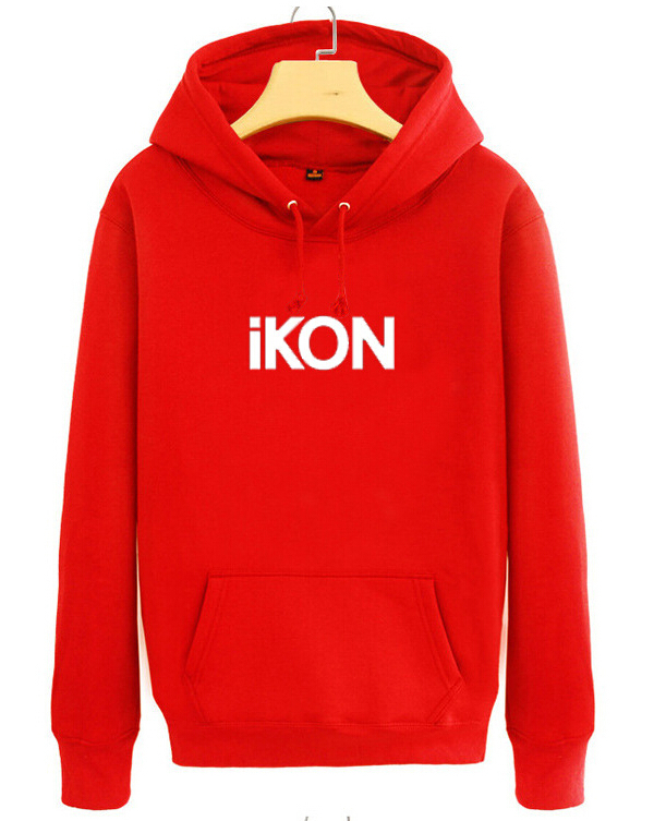 Red Hoodies Mens Photo Album - Reikian