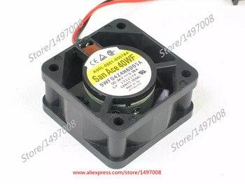 SANYO DENKI  9WF0424H6D05A DC 24V 0.08A 40x40x20mm Server Cooling Fan