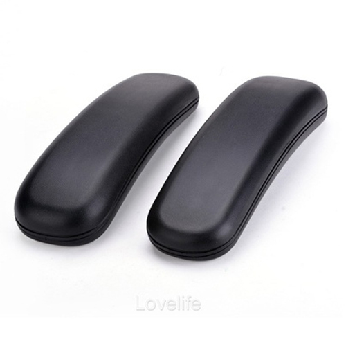 1 Pair Office Chair Parts Arm Pad Armrest Replacement 9.75