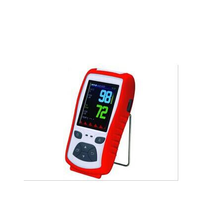 2016 HANDHELD PULSE OXIMETER WITH SPO2 SENSOR, TEMPERATURE PROBE, AND USB CABLE Non-Invasive Patient Oximeter Software Inside