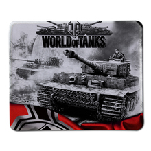 World of Tanks Mouse Pad Computer Mousepad Christmas gifts Large Gaming Mouse Mats To Mouse Gamer Anime Rectangular Mouse Pad