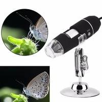 Upslon Portable 500x 2MP USB Digital Microscope Endoscope Magnifier Video Camera Cool Gift For Children Friend
