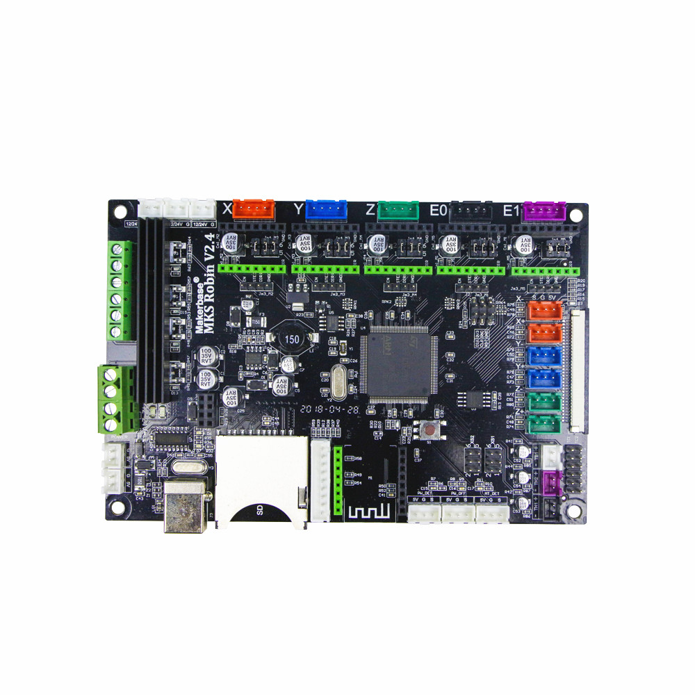 STM32 MKS Robin integrated circuit mainboard Robin controller mother board with TFT display closed source software