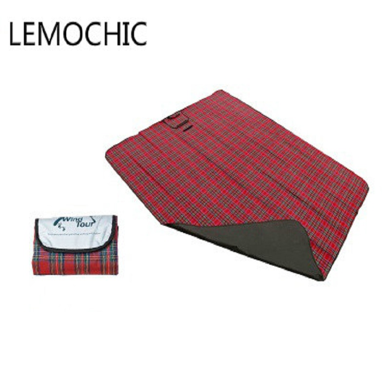 Us 1598 Lemochic New Barbecue Camping Equipment Matelas Gonflable Tourist Tent Beach Mat High Quality Yoga Pad Sleeping Picnic Blanket In Camping