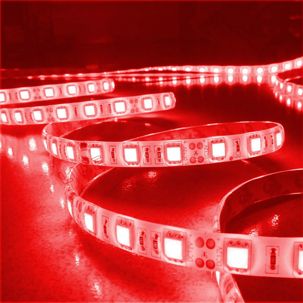 DC 24 V led strip licht 5050 300led 5 m waterdicht IP65 3000 k 6500 k - LED-Verlichting - Foto 3