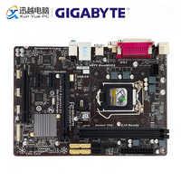 Gigabyte GA-B85M-D3V Scheda Madre Desktop B85M-D3V B85 LGA 1150 i7 i5 i3 Pentium Celeron DDR3 16G SATA3 USB3.0 DVI VGA micro-ATX