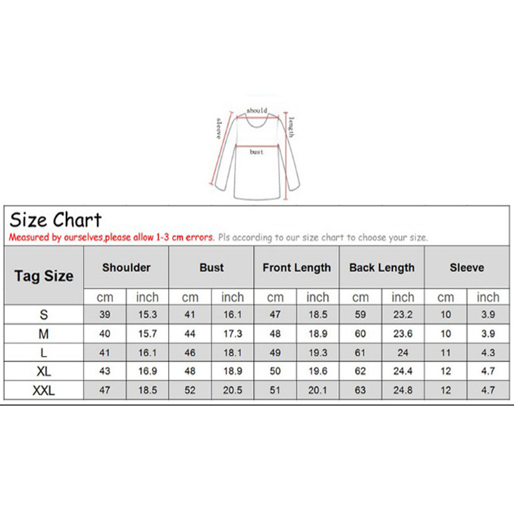 FORUDESIGNS Kawaii BullDog Cetak T Shirt Untuk Wanita Lengan Pendek - Pakaian Wanita - Foto 6