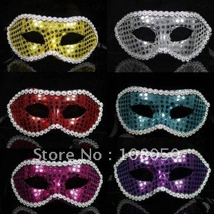 Wholesale - Multicolor Mask Halloween masks masquerade mask women mask