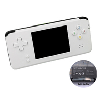 KaRue Retro Handheld Game Console 3.0 Inch Console Built in 3000 Games 16G memory Support For FC/CP1/CP2/GB/GBA G