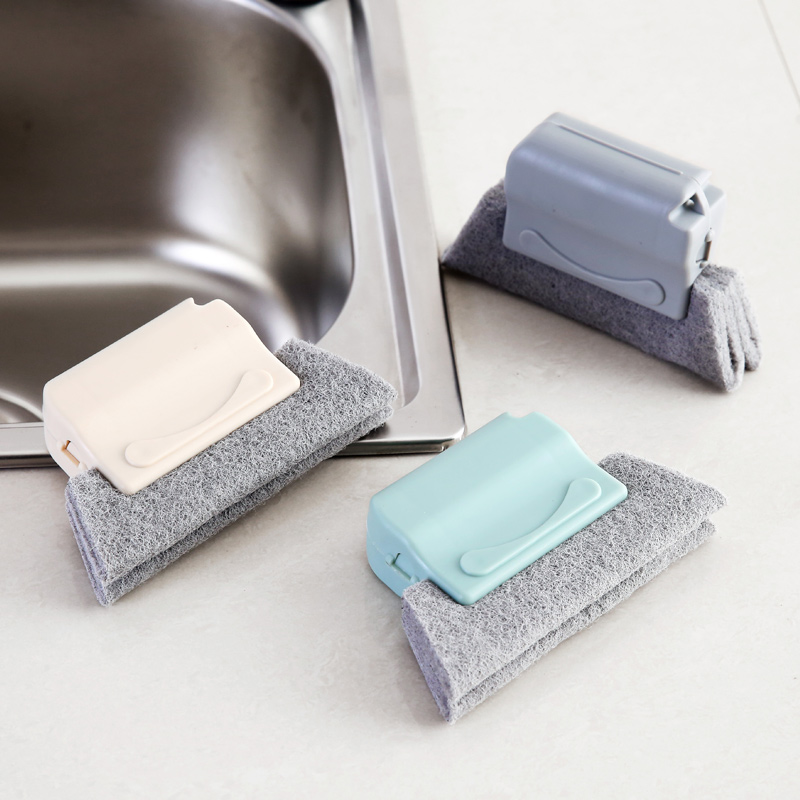 Recess Groove Cleaning Brush Crevice Brush Cleaning Tool (3)