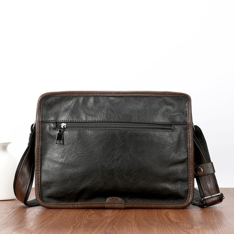 Tidog Business casual bag Satchel singles tide shoulder bag 13