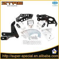 New Racing 70A ENGINE MOUNTS for 92 95 HONDA CIVIC K20 K24 K SERIES EG MOTOR SWAP KIT