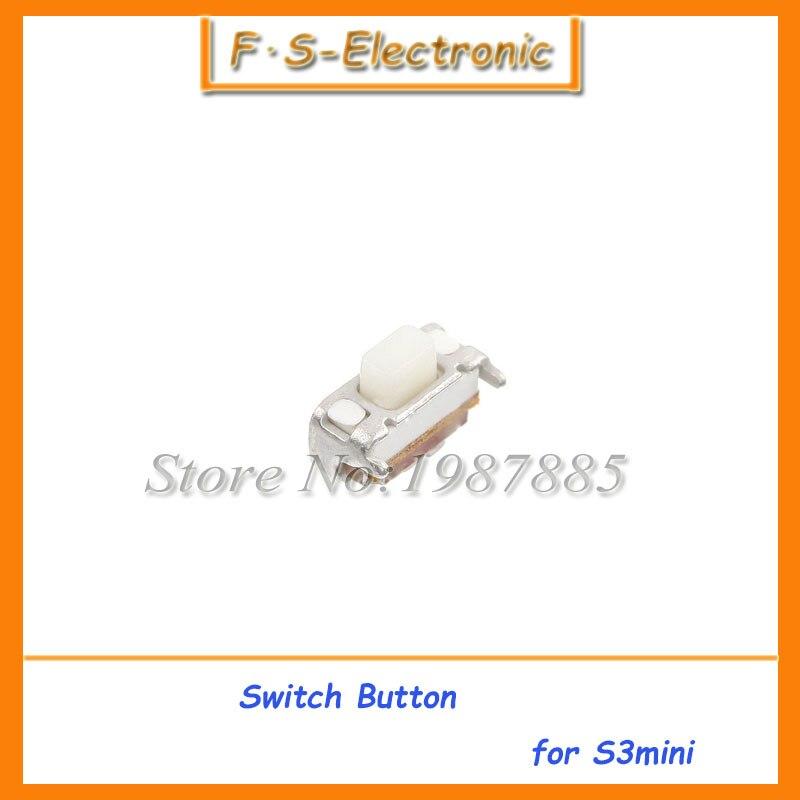 Наивысшего качества для Galaxy S3 Mini i8190 Оригинальный Новый внутренний Мощность кнопка Внутренний переключатель Бесплатная доставка