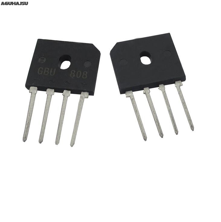 1pcs/lot GBU808 8A 800V Bridge Rectifier Wholesale