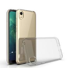 Para Honra KSE-LX9 8 S 5.71 Caixa Do Silicone Transparente para Huawei Honra Honor8S 8 8 S S Macio Telefone Voltar caso da tampa Do Estojo Capa>