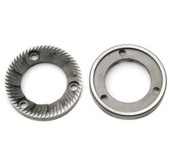 RANCILIO ROCKY ESPRESSO GRINDER REPLACEMENT BURRS DOSER & DOSERLESS & FITS MD40