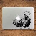 """Какаши Наруто Японского Аниме Наклейка Ноутбук Декоративные Наклейки для Apple MacBook 11 """"13"""" 15 """"украшения Кожи Наклейки"""