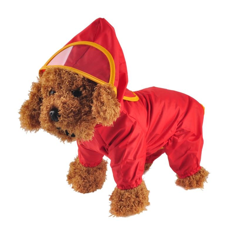 Pet Dog Hoody Jacket Raincoat Νέα σκυλιά - Προϊόντα κατοικίδιων ζώων