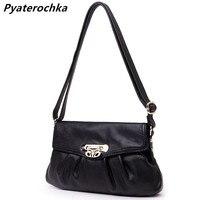 2018 New Handbag Women Genuine Leather Vintage Shoulder Bags Cheap Ladies Crossbody Bag High Quality Luxury Fashion Handbags