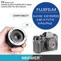 Neewer 28mm f/2.8 Enfoque Manual Primer Fijo Lente para FUJIFILM Cámaras APS-C Digital Como X-A1/A2/X-E1/E2/E2/X-M1/X-T1/T10/X-Pro1/2
