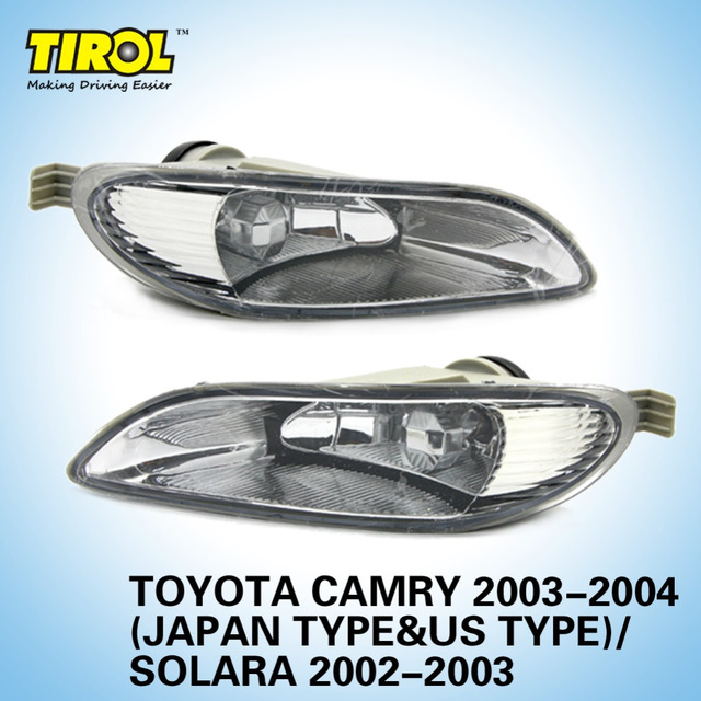 2003 camry headlight bulb